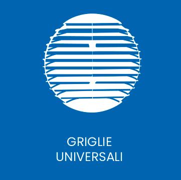 griglie universali di ventilazione e aerazione - logo