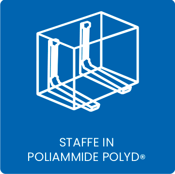 staffe in poliammide polyd