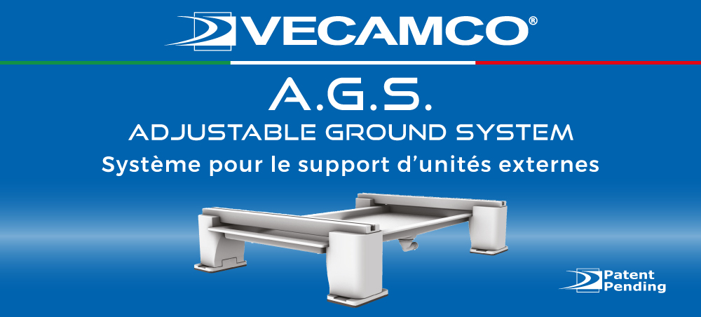 A.G.S. ADJUSTABLE GROUND SYSTEM