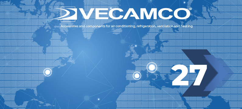 THE NEW VECAMCO CATALOGUE 27 IS ON-LINE