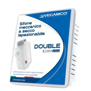 packaging-sifone meccanico a secco-double