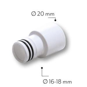 riduzione - accessori per sifoni