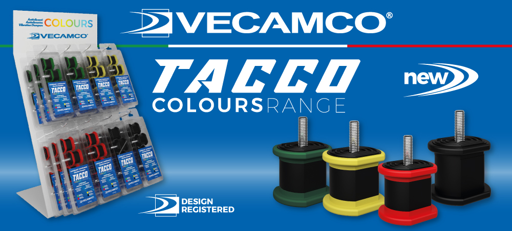ANTIVIBRANTI TACCO – COLOURS RANGE